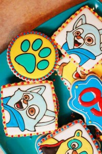 Special Agent Oso Party via KarasPartyIdeas.com #AgentOso #party #planning #DisneyChannel #decorations #ideas (12)