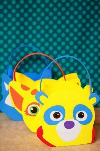 Special Agent Oso Party via KarasPartyIdeas.com #AgentOso #party #planning #DisneyChannel #decorations #ideas (6)