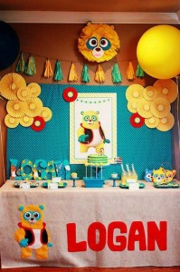 Special Agent Oso Party via KarasPartyIdeas.com #AgentOso #party #planning #DisneyChannel #decorations #ideas (5)