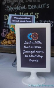 Milk & Doughnuts Party via Kara's Party Ideas #MilkAndDoughnuts #birthday #party #planning #idea #decorations (2)