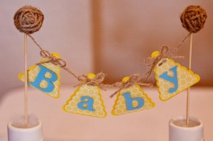 Birds and Bees Baby Shower via KarasPartyIdeas.com #BirdsAndBees #AboutToHatch #BabyShower #party #planning #idea #decorations (64)