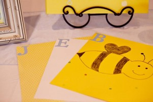 Birds and Bees Baby Shower via KarasPartyIdeas.com #BirdsAndBees #AboutToHatch #BabyShower #party #planning #idea #decorations (59)