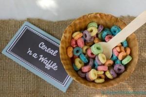 Milk & Doughnuts Party via Kara's Party Ideas #MilkAndDoughnuts #birthday #party #planning #idea #decorations (26)