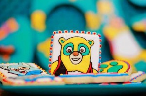 Special Agent Oso Party via KarasPartyIdeas.com #AgentOso #party #planning #DisneyChannel #decorations #ideas (29)