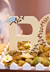 Birds and Bees Baby Shower via KarasPartyIdeas.com #BirdsAndBees #AboutToHatch #BabyShower #party #planning #idea #decorations (51)