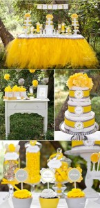 Dandelion Baby Shower via Kara's Party Ideas #dandelion #BabyShower #PartyPlanning #idea #PartyDecorations (18)
