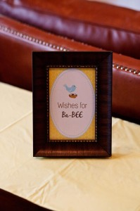 Birds and Bees Baby Shower via KarasPartyIdeas.com #BirdsAndBees #AboutToHatch #BabyShower #party #planning #idea #decorations (44)