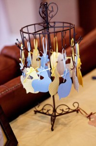 Birds and Bees Baby Shower via KarasPartyIdeas.com #BirdsAndBees #AboutToHatch #BabyShower #party #planning #idea #decorations (43)