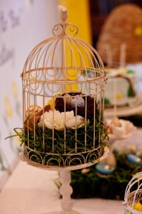 Birds and Bees Baby Shower via KarasPartyIdeas.com #BirdsAndBees #AboutToHatch #BabyShower #party #planning #idea #decorations (31)