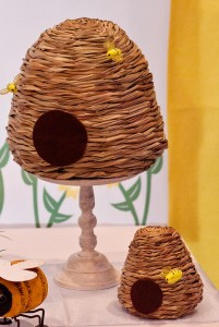 Birds and Bees Baby Shower via KarasPartyIdeas.com #BirdsAndBees #AboutToHatch #BabyShower #party #planning #idea #decorations (28)