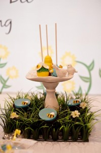 Birds and Bees Baby Shower via KarasPartyIdeas.com #BirdsAndBees #AboutToHatch #BabyShower #party #planning #idea #decorations (21)