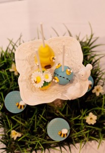 Birds and Bees Baby Shower via KarasPartyIdeas.com #BirdsAndBees #AboutToHatch #BabyShower #party #planning #idea #decorations (20)