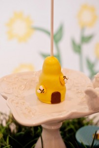 Birds and Bees Baby Shower via KarasPartyIdeas.com #BirdsAndBees #AboutToHatch #BabyShower #party #planning #idea #decorations (17)