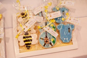 Birds and Bees Baby Shower via KarasPartyIdeas.com #BirdsAndBees #AboutToHatch #BabyShower #party #planning #idea #decorations (15)