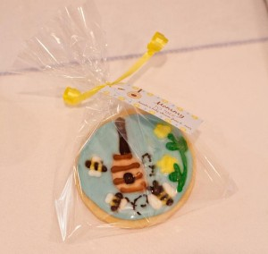 Birds and Bees Baby Shower via KarasPartyIdeas.com #BirdsAndBees #AboutToHatch #BabyShower #party #planning #idea #decorations (9)