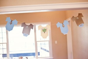 Birds and Bees Baby Shower via KarasPartyIdeas.com #BirdsAndBees #AboutToHatch #BabyShower #party #planning #idea #decorations (7)