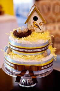 Birds and Bees Baby Shower via KarasPartyIdeas.com #BirdsAndBees #AboutToHatch #BabyShower #party #planning #idea #decorations (73)