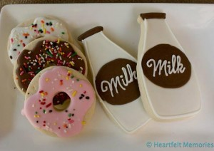 Milk & Doughnuts Party via Kara's Party Ideas #MilkAndDoughnuts #birthday #party #planning #idea #decorations (31)