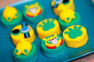 Special Agent Oso Party via KarasPartyIdeas.com #AgentOso #party #planning #DisneyChannel #decorations #ideas (21)