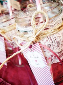 Vintage Chic 1st Birthday Party via Kara's Party Ideas #vintage #Shabby #Chic #FirstBirthday #PartyIdea #Supplies (22)