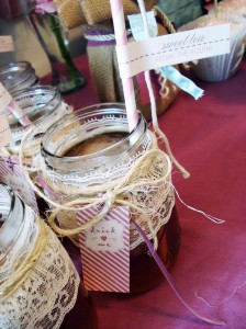 Vintage Chic 1st Birthday Party via Kara's Party Ideas #vintage #Shabby #Chic #FirstBirthday #PartyIdea #Supplies (7)