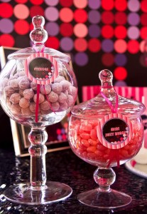 Pink Disco Party via Kara's Party Ideas #disco #PinkParty #planning #idea #decorations (26)