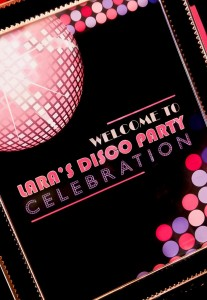 Pink Disco Party via Kara's Party Ideas #disco #PinkParty #planning #idea #decorations (25)