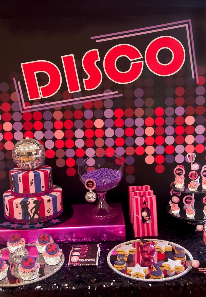 Kara S Party Ideas 187 Pink Disco Party Via Karaspartyideas