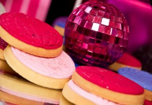 Pink Disco Party via Kara's Party Ideas #disco #PinkParty #planning #idea #decorations (16)