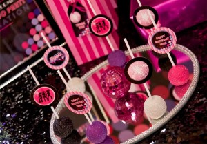 Pink Disco Party via Kara's Party Ideas #disco #PinkParty #planning #idea #decorations (1)