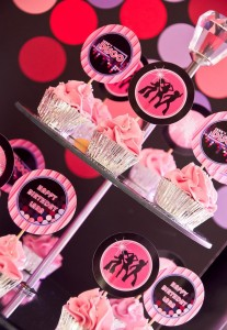Pink Disco Party via Kara's Party Ideas #disco #PinkParty #planning #idea #decorations (37)