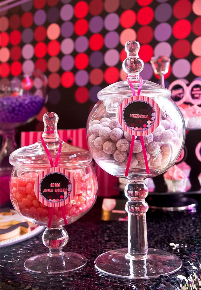 Pics Photos Pink Disco Party Via Kara S Party Ideas Disco Pinkparty