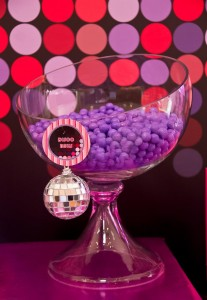 Pink Disco Party via Kara's Party Ideas #disco #PinkParty #planning #idea #decorations (34)