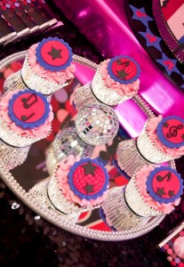 Pink Disco Party via Kara's Party Ideas #disco #PinkParty #planning #idea #decorations (32)