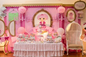 Lalaloopsy Beauty Parlor Party via Kara's Party Ideas #lalaloopsy #spa #makeover #party #planning #idea #decorations (16)