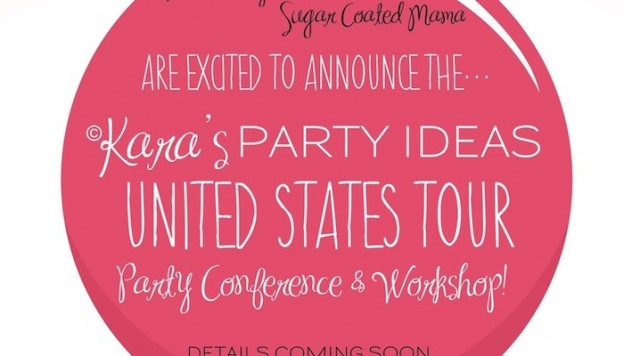 Kara's Party Ideas United States Tour and Workshop KarasPartyIdeas.com Sugar Coated Mama 3