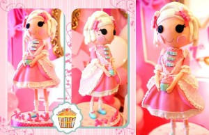 Lalaloopsy Beauty Parlor Party via Kara's Party Ideas #lalaloopsy #spa #makeover #party #planning #idea #decorations (1)