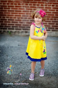NiGi Boutique Dresses GIVEAWAY via Kara's Party Ideas #giveaway #boutique #GirlsDresses (10)