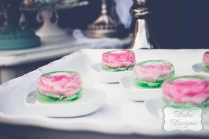 Mint and Pink Dessert Table via Kara's Party Ideas | Kara'sPartyIdeas.com #Wedding #Dessert #Table #Planning #Idea (34)