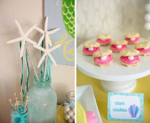 #mermaid #birthday #party #ideas #cake #supplies #decorations #planning #party (12)