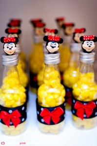 Mickey Mouse Party via Kara's Party Ideas #MinnieMouse #party #planning #idea #decorations #GenderNeutral (10)