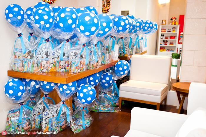 mickey mouse party via karas party ideas minniemouse party planning idea - Blue Party Decorating Ideas