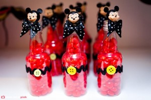 Mickey Mouse Party via Kara's Party Ideas #MinnieMouse #party #planning #idea #decorations #GenderNeutral (6)