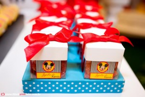 Mickey Mouse Party via Kara's Party Ideas #MinnieMouse #party #planning #idea #decorations #GenderNeutral (24)