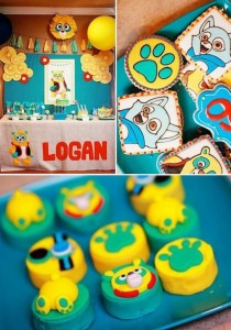 Special Agent Oso themed birthday party with tons of ideas! Via Kara's Party Ideas KarasPartyIdeas.com