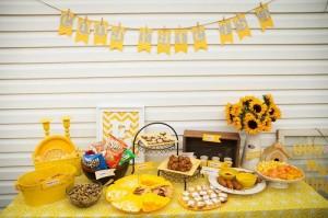 #YouAreMySunshine #party #planning #birthday #supplies #ideas #cake #decorations (7)