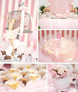 #ballerina #ballet #planning #ideas #party #cake #decorations (27)