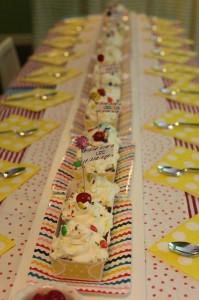 #banana #split #party #planning #IceCream (3)