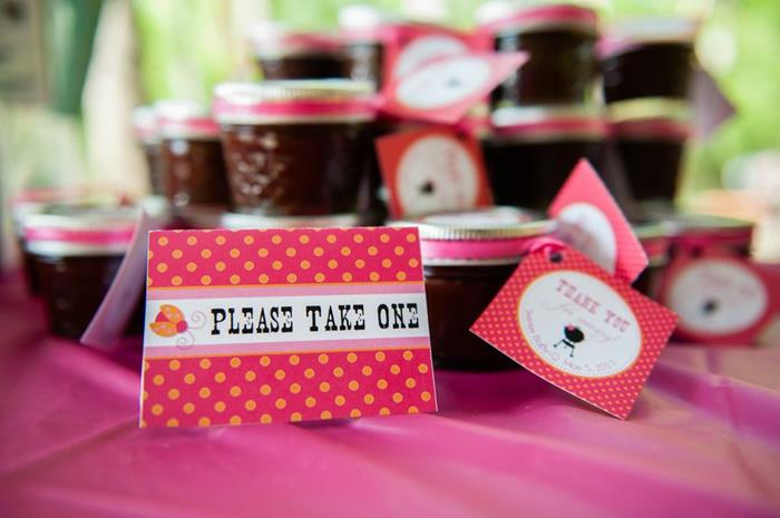 BBQ Themed Girl Baby Shower Via Karau0027s Party Ideas #party #planning #idea #