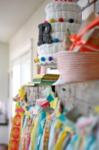 Colorful Book Baby Shower #planning #idea #cake #Girl #boy #decorations (21)